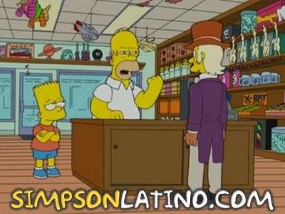 Los Simpson 16x05