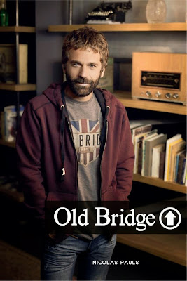 NICOLAS PAULS BY SOL ABADI FOR OLD BRIDGE