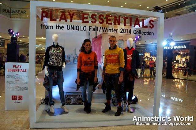 UNIQLO Fall Winter 2014 Collection