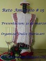 PARTICIPO EN EL RETO 15!!!  CUMPLIDO!!!