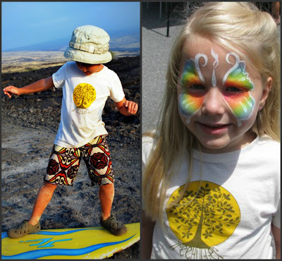 organic+treehugger+kids+tee - Organic Kids Clothing for Matching Family Photos
