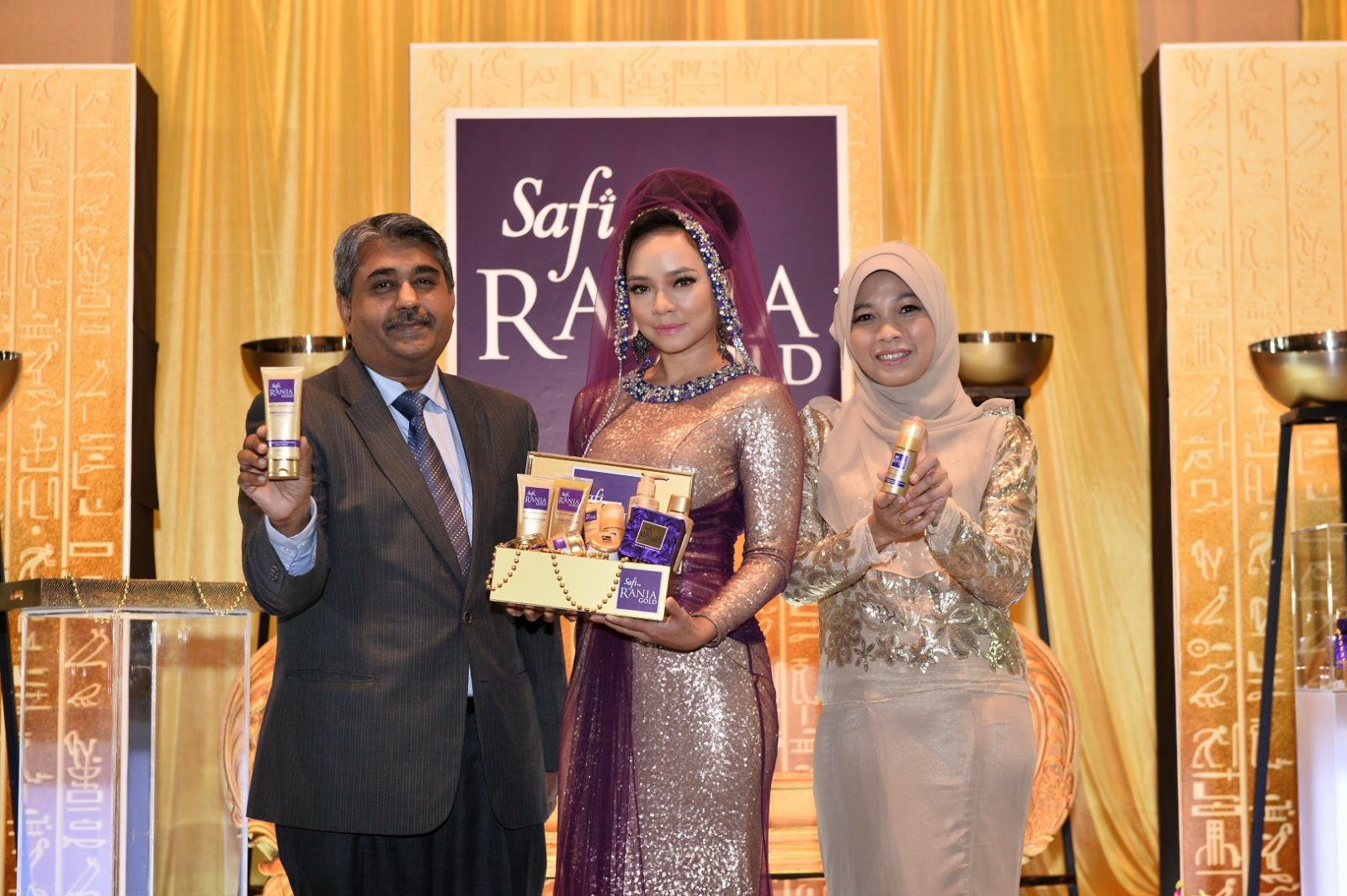 Beauty Review: Safi RANIA Gold