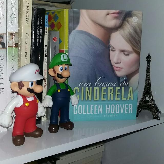 Em Busca de Cinderela Colleen Hoover