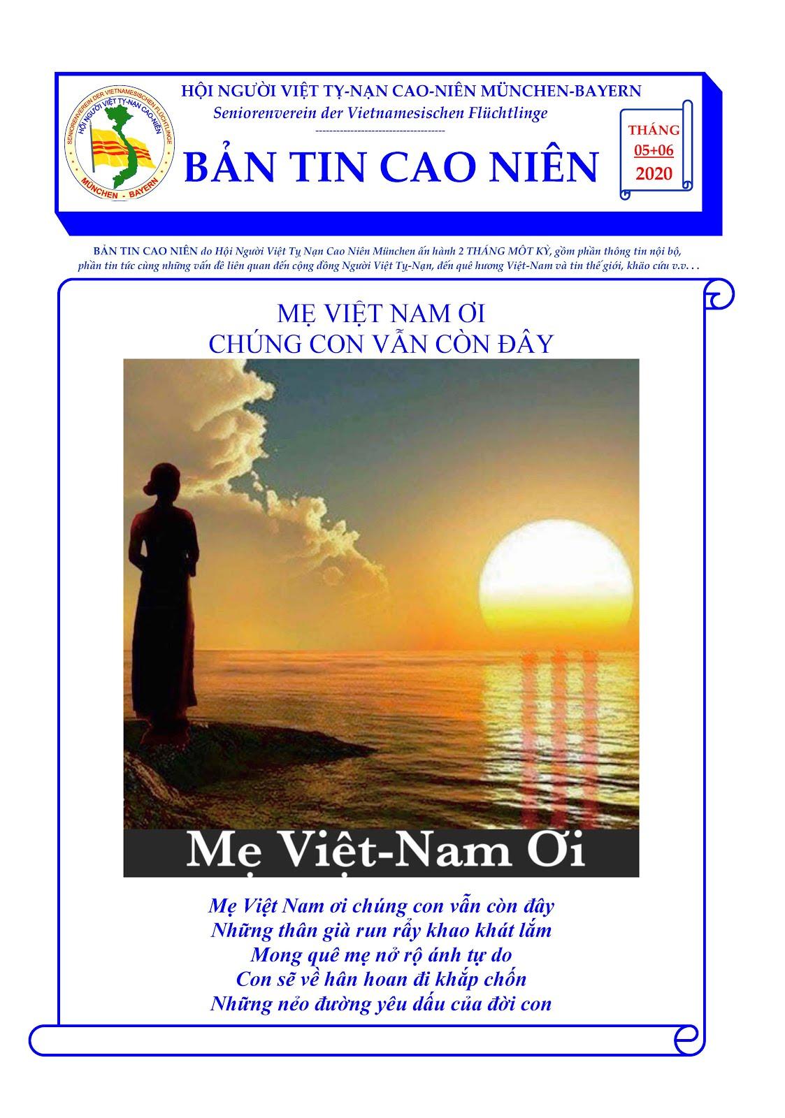 BẢN TIN CAO NIÊN 01-02-2020