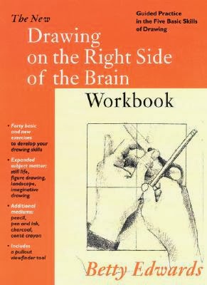 Drawing on the right side of the brain, de Betty Edwards
