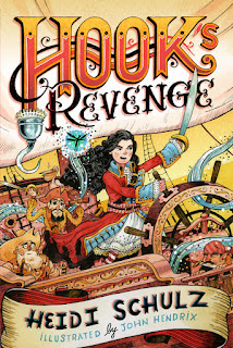 hook's revenge heidi schulz saffron tree book review