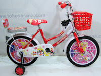 16 Inch Everbest 16-1139 Girl Kids Bike