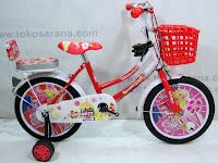 16 Inch Everbest 16-1139 Girl Kids Bike