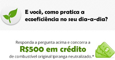 "CONCURSO CULTURAL ""Atitude+ Verde: Eu curto!"""