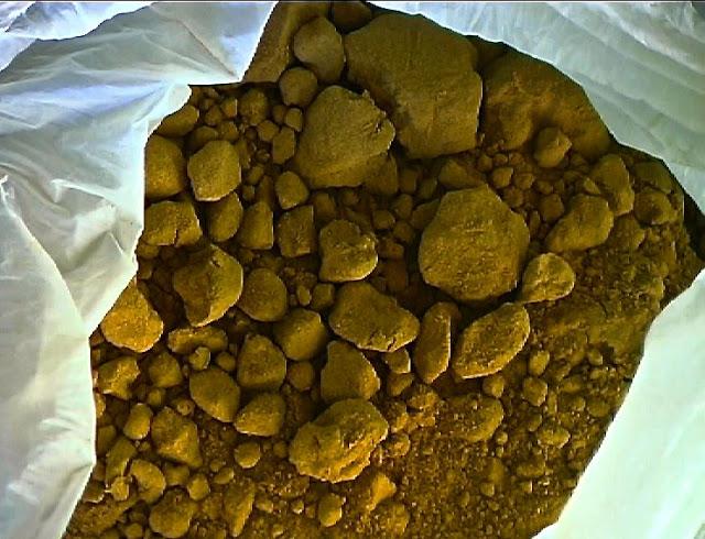 polen de hachis por Hachero