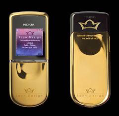 Harga HP Nokia 8800 Sirocco Rp 1.500.000