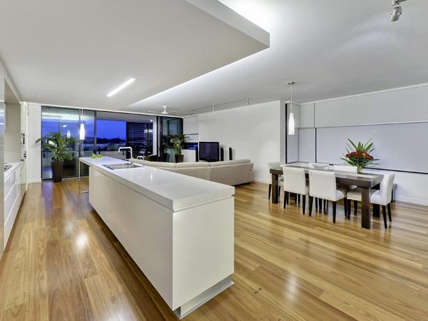 casas minimalistas y modernas las cocinas modernas abiertas