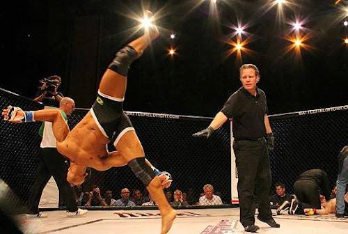Veja a luta mais linda do UFC