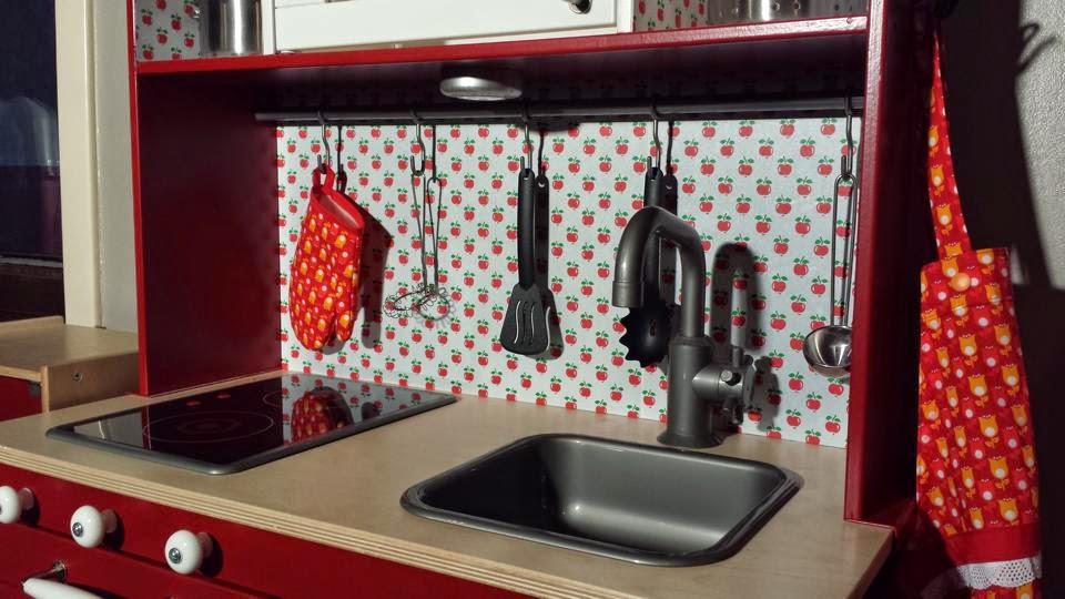 Favoriete hema keukentje is silverstaken