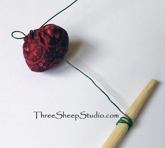 "Cherry Cluster ""How To / Tutorial"" - ThreeSheepStudio.com"