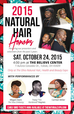 Toledo natural hair events