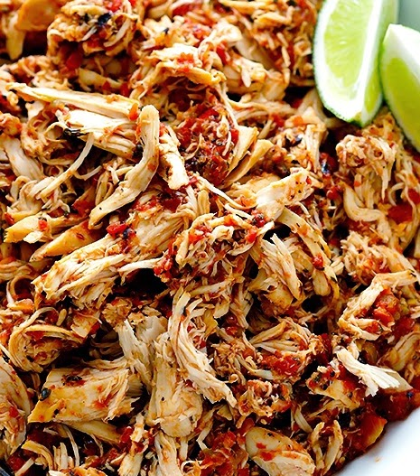 Fit fluential mom crock pot salsa chicken crock pot salsa chicken forumfinder Images