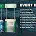 Event Desk PVC