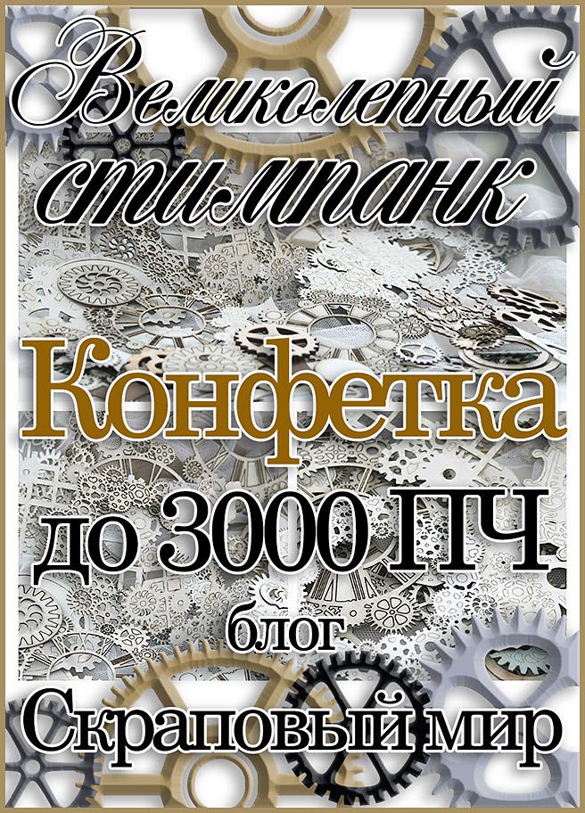 Чип до 3000ПЧ
