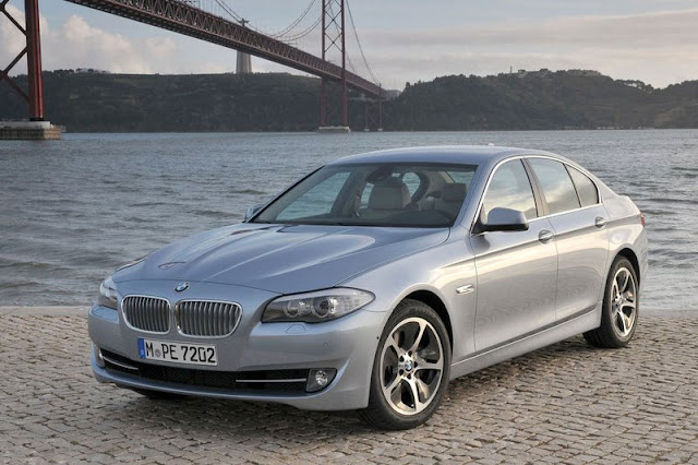 2013 BMW ActiveHybrid 5 Wallpaper