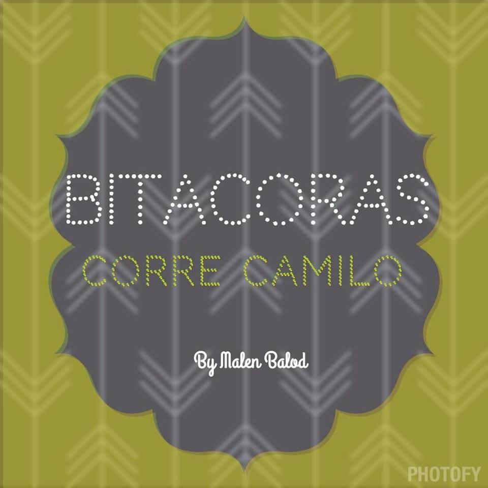 BITACORAS CORRE Camilo