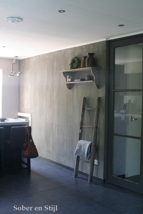 Witte Keuken Taupe Muur : Keuken Taupe Kleur : woonwinkel van Nederland! RECHTE KEUKEN TAUPE WIT