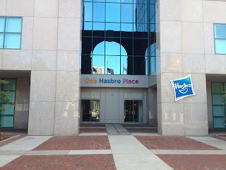 One Hasbro Place, Providence RI