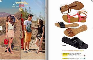 zapatos Andrea teens verano 2015
