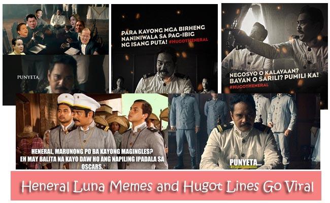 Heneral Luna Memes and Hugot Lines Go Viral