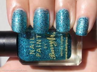 Barry M Aqua Glitter