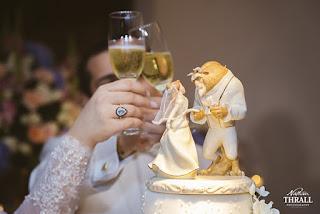 casamento tematico  a bela e a fera