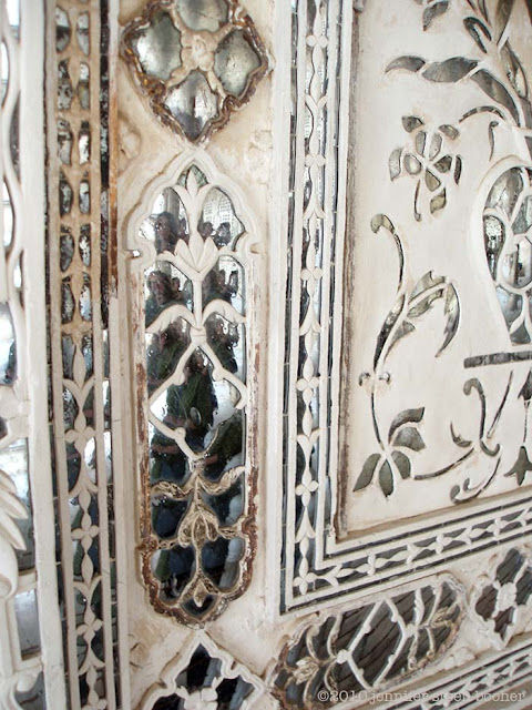 convex glass, detail, macro, mosaic, mirror, shimmer, reflection