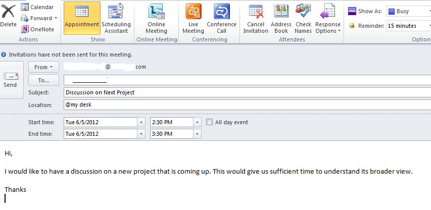 Dig sharepoint how to create meeting workspace in for Sharepoint 2013 meeting workspace template