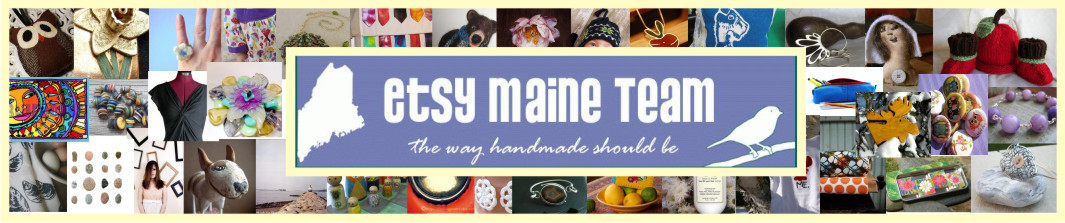 Etsy Maine Team • the way handmade should be