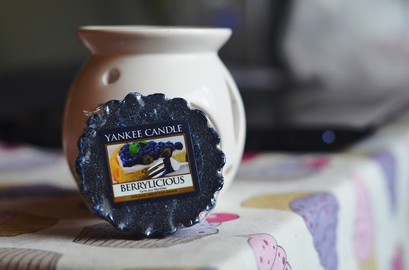 `Yankee Candle - Berrylicious
