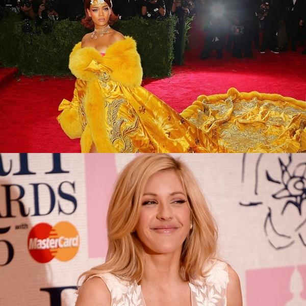 Ellie Goulding sustituirá a Rihanna en el Victoria's Secret Fashion Show