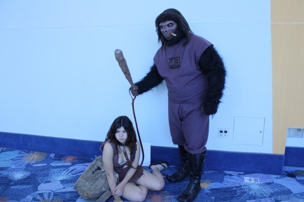 planet of the apes cosplay