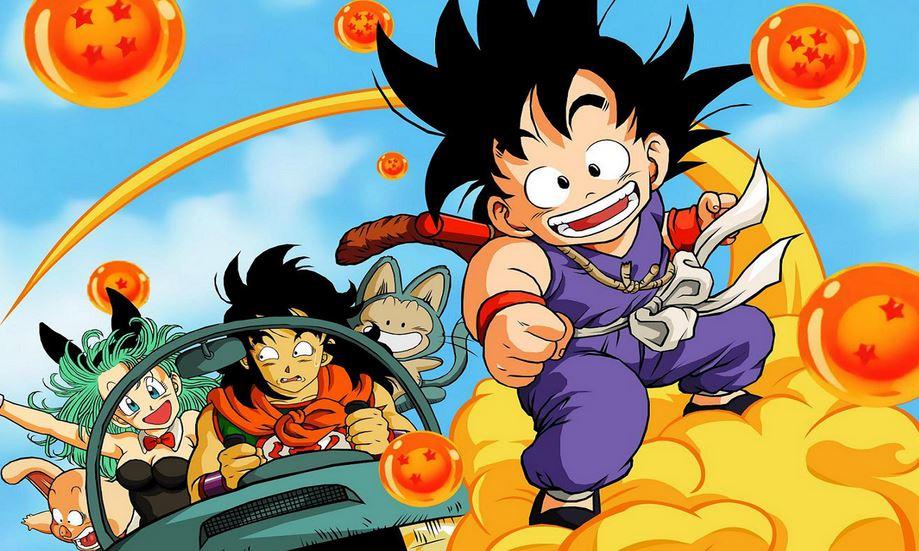 Dragon Ball Clássico Dublado Todos os Episódios Online