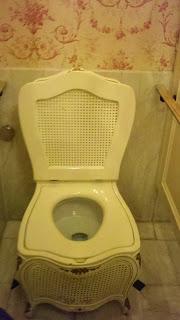 club 33 toilet