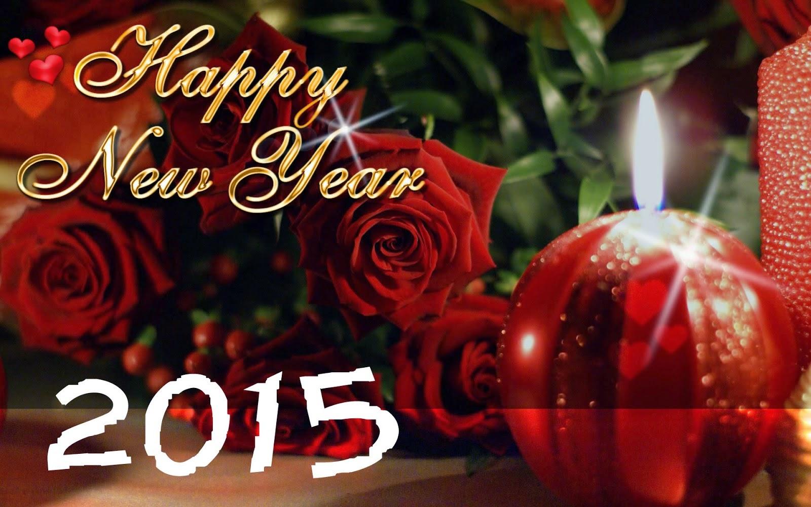 Gambar Kartu Ucapan Selamat Tahun Baru 2015 Kata-Kata Happy New Year 2015