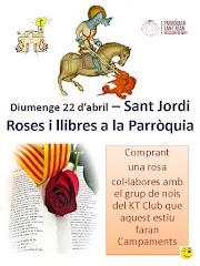 SANT JORDI A LA PARRÒQUIA