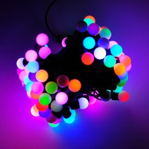 there are five types of christmas tree lights led lights miniature lights microlights c7 and c9 lights i call them old school and bubble lights