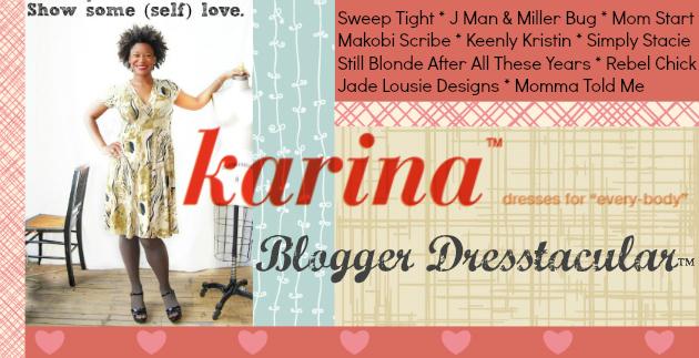 Karina Dresses Dresstacular