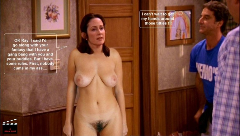 Everybody Loves Raymond Jon Manfrellotti Patricia Heaton Fakes