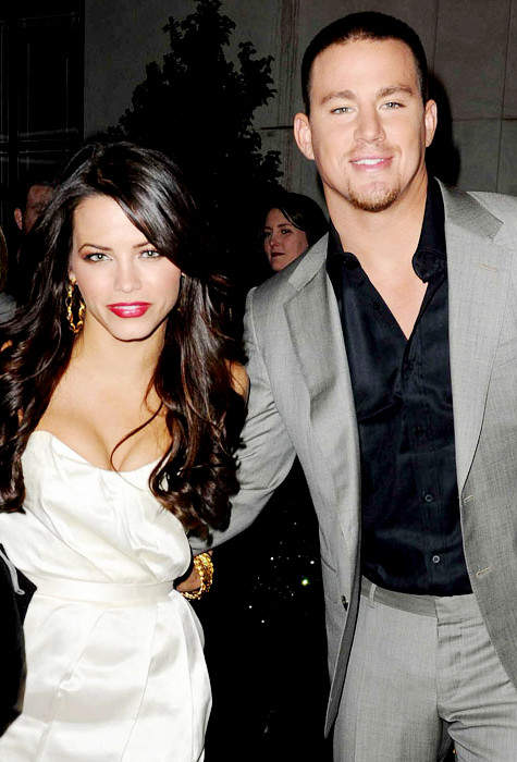 Who is channing tatum dating in Perth
