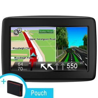 GPS Navigasi Satelit TomTom VIA 280 - 5 - Bluetooth