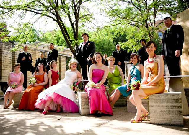 Fabulous Bridesmaid Group Look Collection