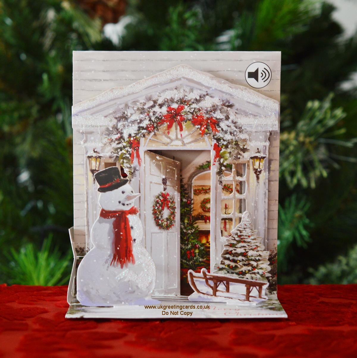 Handmade greeting cards blog handmade christmas cards for Christmas cards made