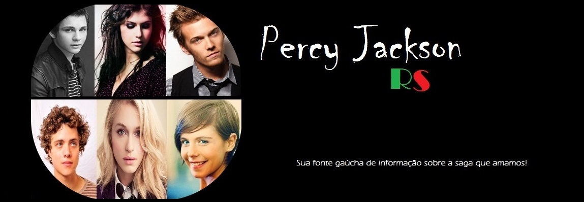 Fã Clube Percy Jackson RS