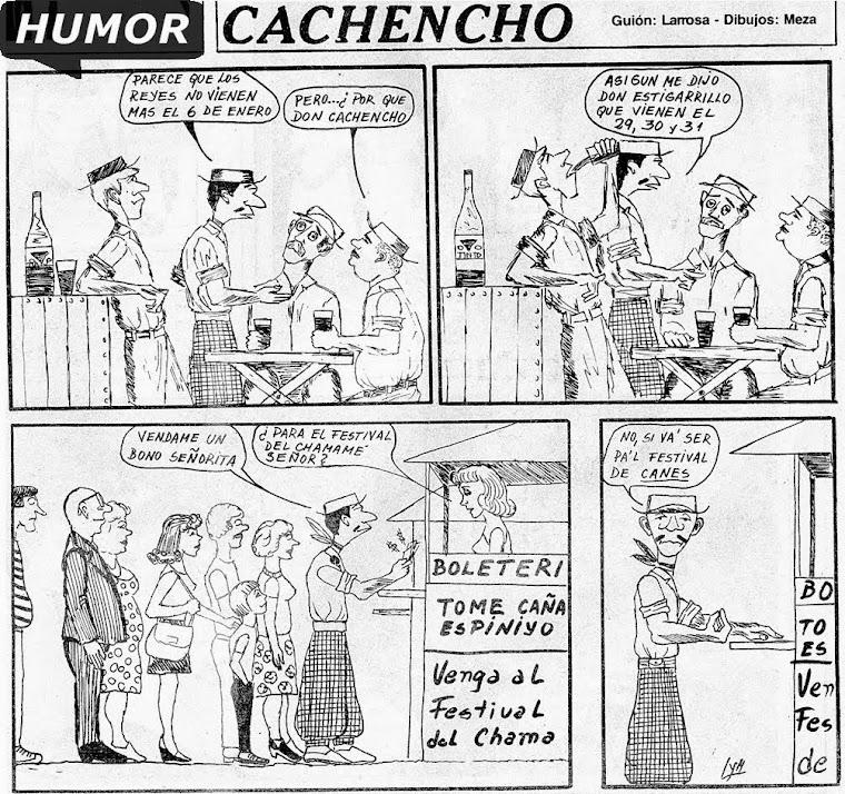 """Humor federalense en la década del '80. semanario """"El Federal"""""""
